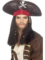 Pirate Hat with Plaits [31463]
