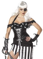 Pirate Mistress Costume