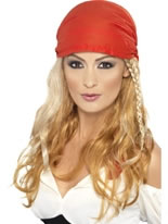 Pirate Princess Wig [42428]
