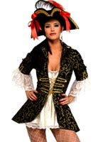 Pirate Queen Costume [888562]