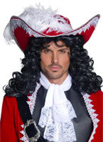Pirate Red Hat [36172]