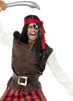 Adult Pirate Ship Mate Costume