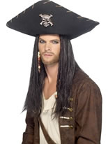 Pirate Skull Hat [31451]