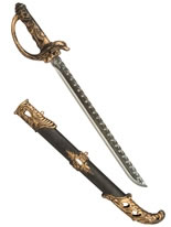 Pirate Sword & Scabbard