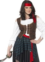 PIrate Woman Costume