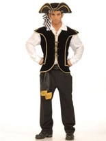 Adult pirates Waistcoat