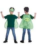 PJ Masks Child Gekko Cape Set