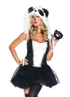 Adult Playful Panda Costume