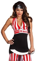 Adult Pleasure Pirate Costume