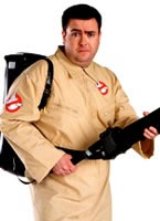 Plus Size Ghostbusters Costume [17387]