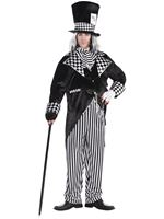 Plus Size Totally Mad Hatter Costume