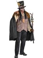 Plus Size Witch Doctor Costume