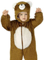 Plush Bear Childrens Costume [30803]
