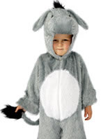 Child Plush Donkey Costume