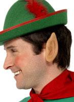 Soft Vinyl Pointed Elf Ears [24617]