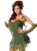 Adult Poison Ivy Costume