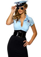 Adult Police Cadet Costume