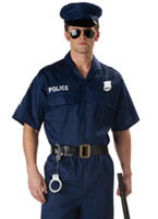 Adult Police Costume [00923]