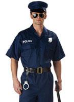 Adult Police Costume [00923]