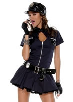 Adult Police Playmate Costume [557225]