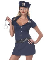 Adult Police Woman Costume [01263]