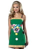 Adult Pool Dress Costume