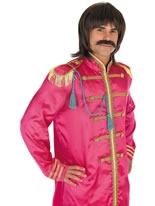 Adult Pop Sergeant Pink Costume