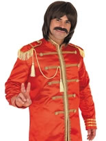 Pop Sergeant Red Costume [FS3162]