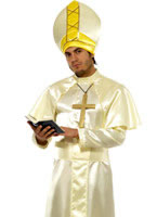Adult Pope Costume [36376]