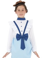 Child Posh Victorian Girl Costume