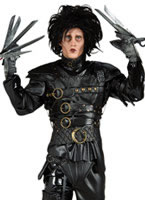 Premium Quality Edward Scissor Hands Costume [56212]