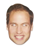Prince William Card Mask [PM025]