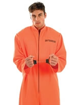 Prisoner Male Costume