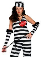 Prisoner of Love Convicts Costume [15145]