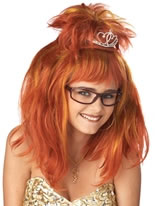 Prom Queen Nightmare Auburn Wig