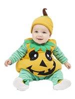 Pumpkin Baby Costume [64015]
