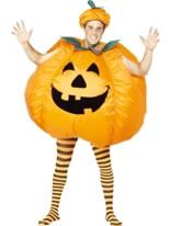 Inflatable Pumpkin Costume [28694]