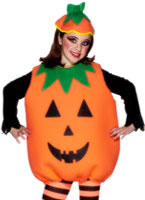 Pumpkin Childrens Costume