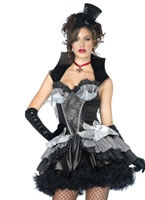 Adult Queen of Darkness Costume