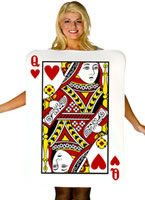 Queen of Hearts Costume [4003637]