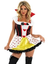 Queen of Hearts Costume [FS2099]