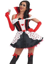 Queen of Hearts Costume [FS2939]