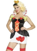 Adult Queen of Tarts Costume