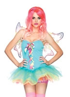 Adult Rainbow Fairy Costume