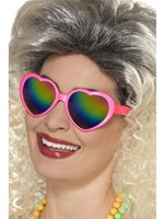 Rainbow Heart Specs [44606]
