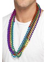 Rainbow Party Beads [43518]