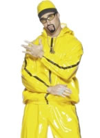 Adult Rapper Gangster Costume [21843]