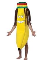 Rasta Banana Costume [4001224]