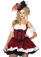 Adult Ravishing Rogue Pirate Costume [83858]