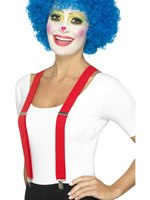 Red Clown Braces